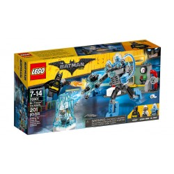 LEGO BATMAN MOVIE 70901 Lodowy Atak Mr. Freeza NOWOŚĆ 2017