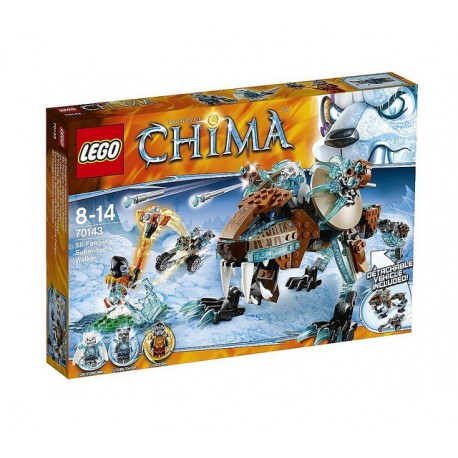LEGO CHIMA 70143 Machina Sin Fangara