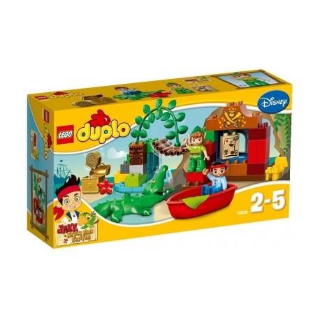 LEGO DUPLO 10526 Jake i Piraci z Nibylandii - Odwiedziny Piotrusia Pana