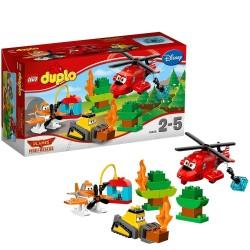 LEGO DUPLO 10538 Samoloty Drużyna Strażacka