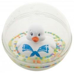 Fisher-Price - DRD81 -Fisher-Price - DRD81 - Zabawki do Wody - Kąpielowa Kaczuszka - BIAŁA