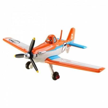 Mattel - X9459 - Planes - Samoloty - Disney - Figurka Dusty