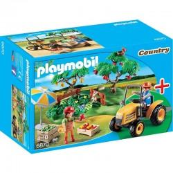 PLAYMOBIL 6870 Country - Owocowe Zbiory - OWOCOBRANIE