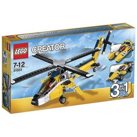 LEGO CREATOR 31023 Szybkie Pojazdy