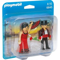 PLAYMOBIL 6845 Duo Pack - TANCERZE FLAMENCO
