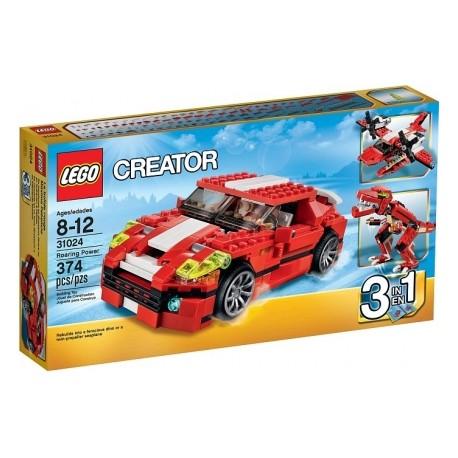 LEGO CREATOR 31024 Czerwone Konstrukcje