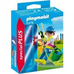 PLAYMOBIL 5379 Special Plus - CZYŚCICIEL ELEWACJI