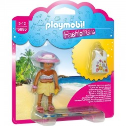 PLAYMOBIL 6886 Fashion Girls - PLAŻA