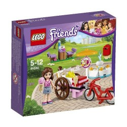 LEGO FRIENDS 41030 Stoisko z Lodami