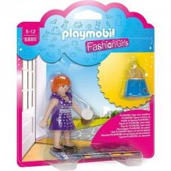 PLAYMOBIL 6885 Fashion Girls - Figurka - WIELKIE MIASTO