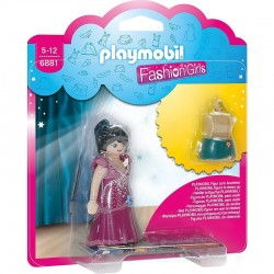 PLAYMOBIL 6881 Fashion Girls - Figurka - PARTY