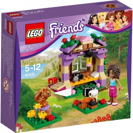 LEGO FRIENDS 41031 Górska Chatka Andrei