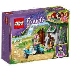 LEGO FRIENDS 41032 Dżungla Motocykl Ratowniczy