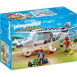 PLAYMOBIL 6938 Wild Life - Aeroplan - SAMOLOT SAFARI