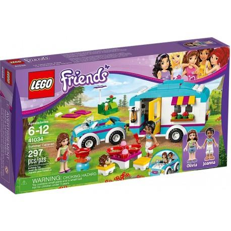 LEGO FRIENDS 41034 Letni Karawan