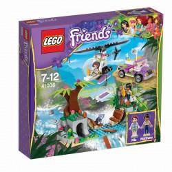 LEGO FRIENDS 41036 Dżungla Ratunek na Moście Niedźwiadka