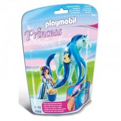 PLAYMOBIL 6169 Princess - Konik i Księżniczka - KSIĘŻNICZKA LUNA