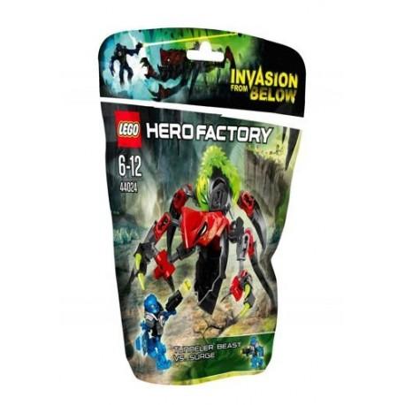 LEGO HERO FACTORY 44024 IFB: Bestia z Tunelu