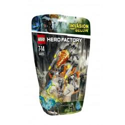 LEGO HERO FACTORY 44025 IFB: Maszyna z Wiertłem Bulka