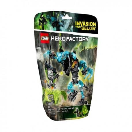 LEGO HERO FACTORY 44026 IFB: Kryształowa Bestia