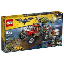 LEGO BATMAN MOVIE 70907 Pojazd Killer Croca NOWOŚĆ 2017