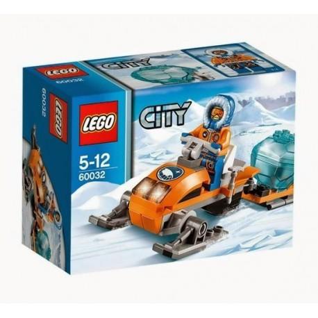 LEGO CITY 60032 Arktyczny Skuter Śnieżny