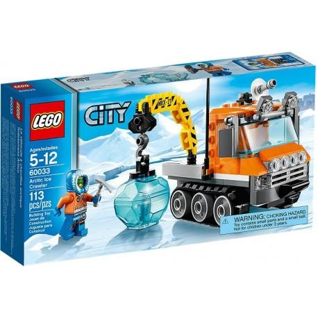 LEGO CITY 60033 Arktyczny Łazik Lodowy