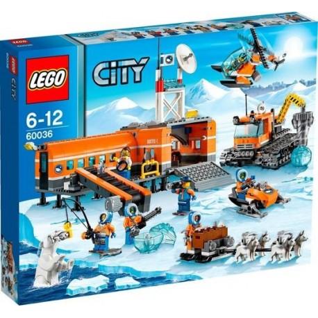 LEGO CITY 60036 Arktyczna Baza