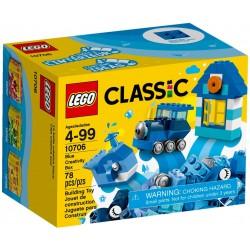 LEGO Classic 10706 Niebieski Zestaw Kreatywny NOWOŚĆ 2017