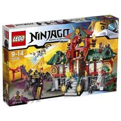 LEGO NINJAGO 70728 Bitwa o Ninjago