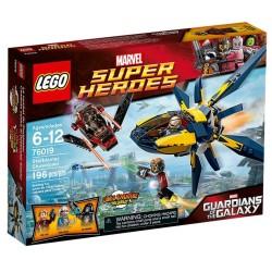 LEGO SUPER HEROES 76019 Kosmiczny Starblaster