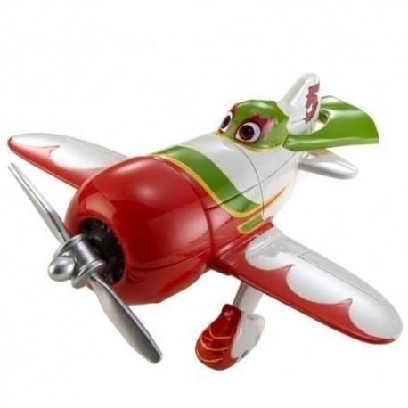 Mattel - X9459 - Planes - Samoloty - Disney - Figurka El Chupacabra