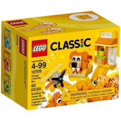 LEGO Classic 10709 Pomarańczowy Zestaw Kreatywny NOWOŚĆ 2017