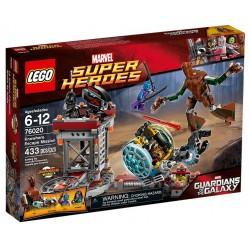 LEGO SUPER HEROES 76020 Ucieczka z Bazy Knowhere