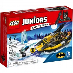 LEGO JUNIORS 10737 Batman Kontra Mr. Freeze NOWOŚĆ 2017