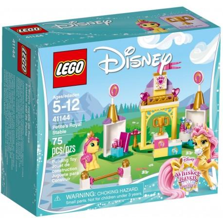 LEGO DISNEY WHISKER HAVEN 41144 Królewska Stajnia FUKSJI NOWOŚĆ 2017