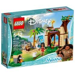 LEGO DISNEY VAIANA 41149 Przygody Vaiany na Wyspie - NOWOŚĆ 2017