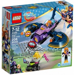 LEGO DC SUPER HERO GIRLS 41234 Helikopter Bumblebee - NOWOŚĆ 2017!