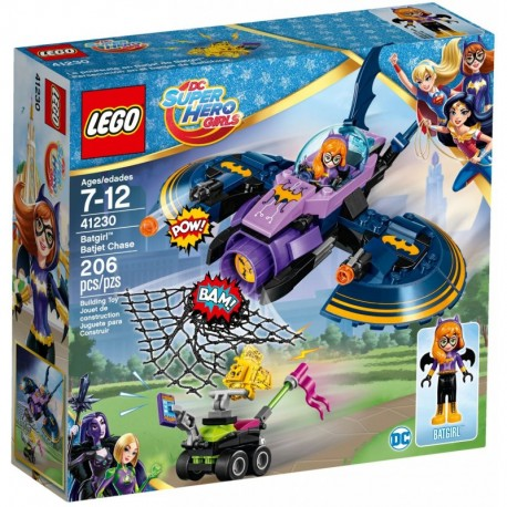 LEGO DC SUPER HERO GIRLS 41234 Helikopter Bumblebee - NOWOŚĆ 2017!