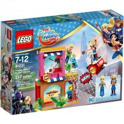 LEGO DC SUPER HERO GIRLS 41231 HARLEY QUINN na Ratunek - NOWOŚĆ 2017!