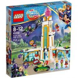 LEGO DC SUPER HERO GIRLS 41232 Szkoła Superbohaterek - NOWOŚĆ 2017!