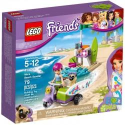 LEGO FRIENDS 41306 Plażowy Skuter Mii - NOWOŚĆ 2017!