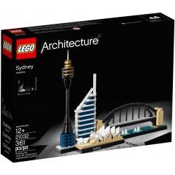 LEGO ARCHITECTURE 21032 SYDNEY Australia - NOWOŚĆ 2017!