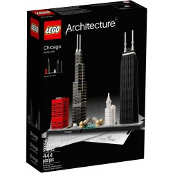 LEGO ARCHITECTURE 21033 CHICAGO Illinois USA - NOWOŚĆ 2017!