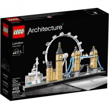 LEGO ARCHITECTURE 21034 LONDYN Wielka Brytania - NOWOŚĆ 2017!