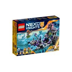 LEGO NEXO KNIGHTS 70349 Miażdżący Pojazd Ruiny - NOWOŚĆ 2017!