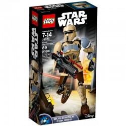 LEGO STAR WARS 75523 Figurka 24 cm - Szturmowiec ze Scarif - NOWOŚĆ 2017!