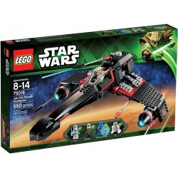 LEGO STAR WARS 75018 JEK-14 Stealth Starfighter