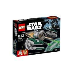 LEGO STAR WARS 75168 Jedi Starfighter Yody - NOWOŚĆ 2017!