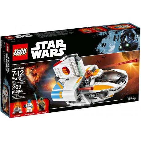 LEGO STAR WARS 75170 Phantom - NOWOŚĆ 2017!